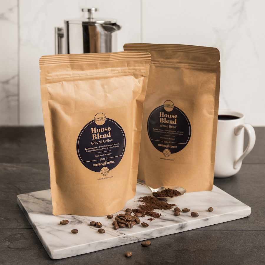 bakers and baristas coffee beans