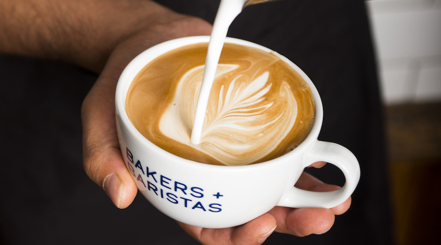 Our specialist barista Coffee