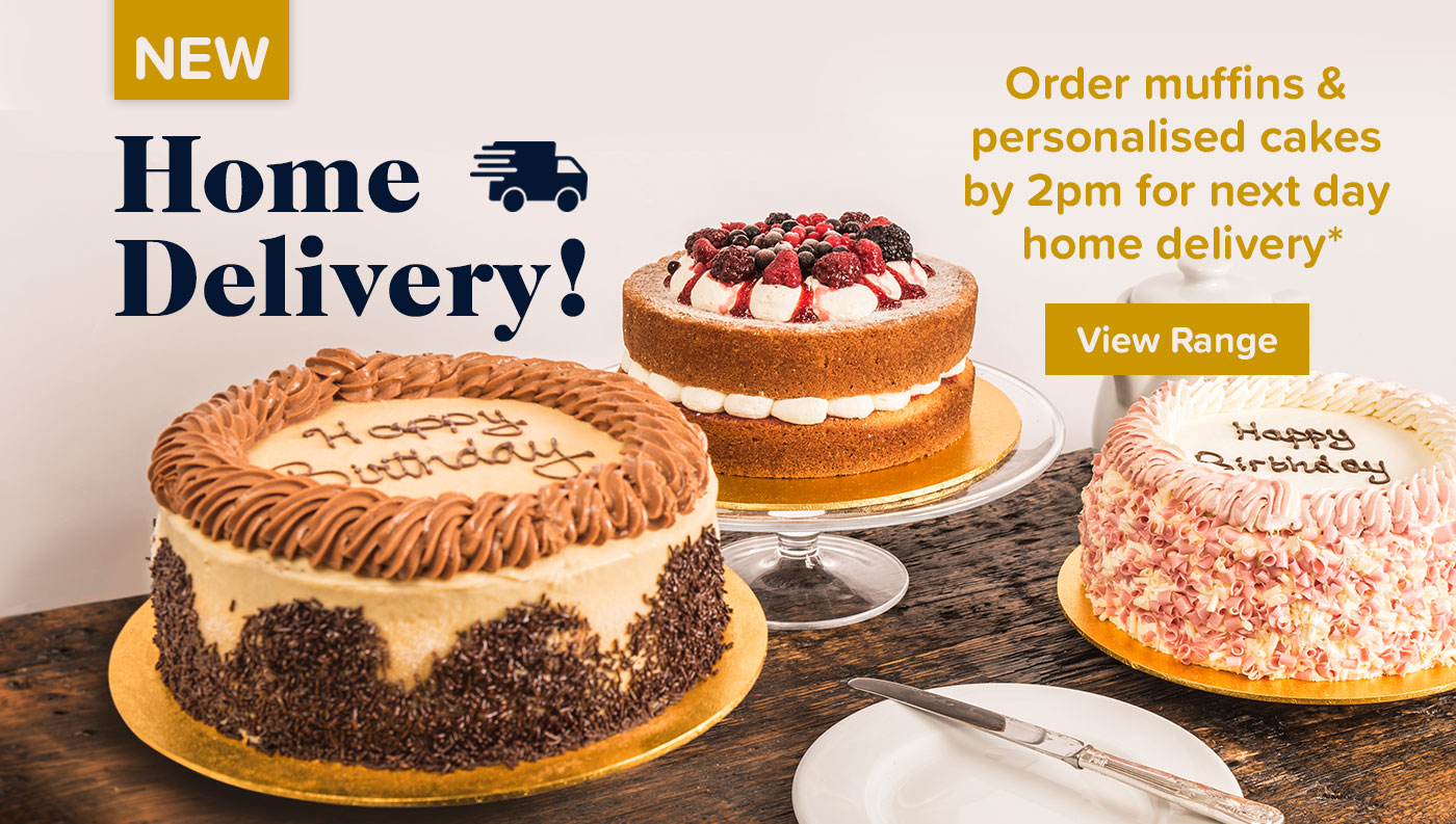 Personalised cakes for home delivery